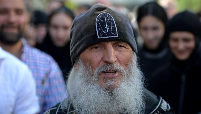 Экс-духовника Поклонской схиигумена Сергия лишили сана - «Феодосия»