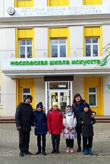 Музыкальные московские каникулы для учащихся Феодосийской детской музыкальной школы №2 (фоторепортаж) - «Феодосия»