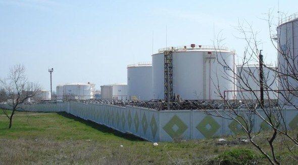 Украли Феодосийскую нефтебазу - «Феодосия»